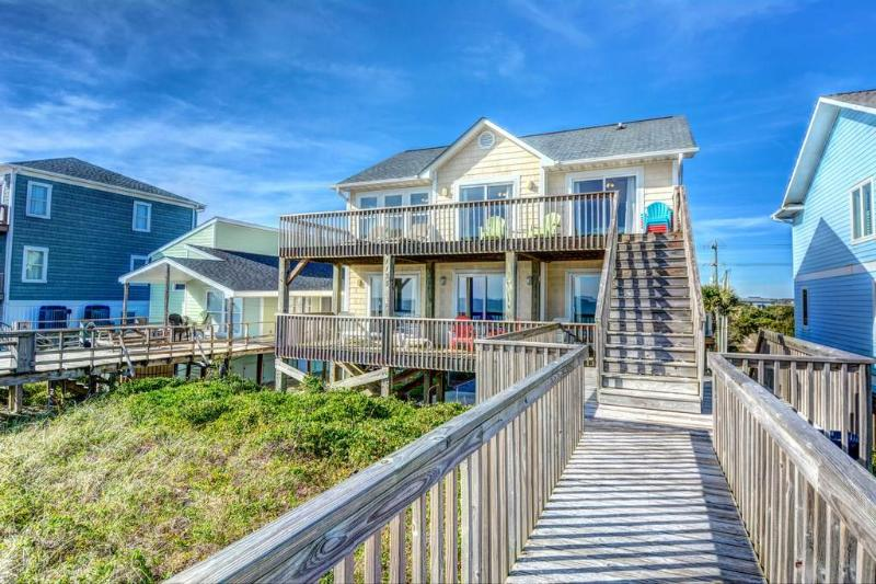 4 BONDING II - Image 1 - Topsail Beach - rentals
