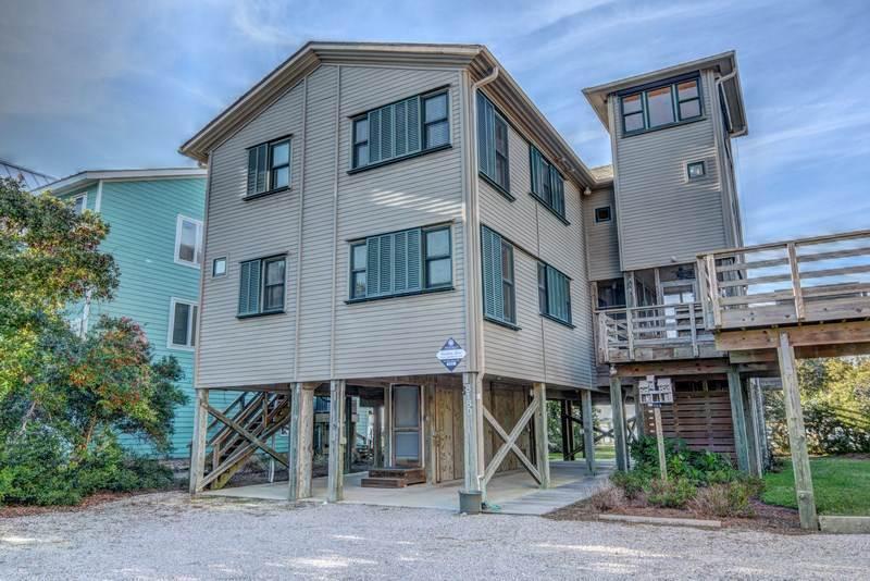 ELLINGTON GGG-Safe Harbor - Image 1 - Topsail Beach - rentals