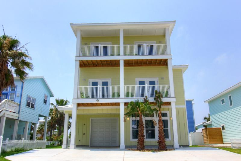 Salt & Lime, brand-new 5 bedrm home - Image 1 - Port Aransas - rentals