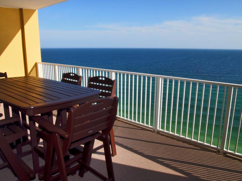 Enjoy the endless views of the gulf and beach from Tropic Winds 2007! - Newly Redecorated 2/2 Gulf-Front at Tropic Winds! - Panama City Beach - rentals