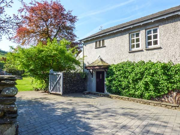 THE STUDIO, romantic studio apartment, WiFi, shared garden, walks from the door, Coniston, Ref 930544 - Image 1 - Coniston - rentals