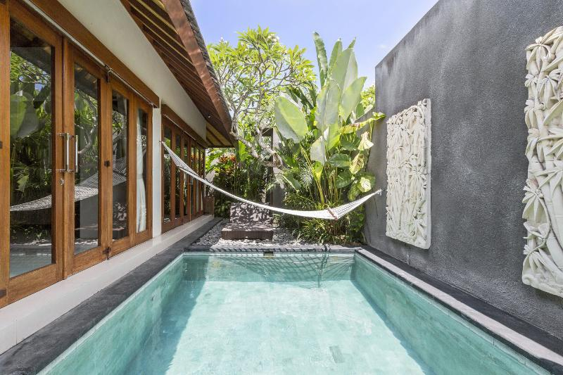 The Pool - Legian Kriyamaha Villa One Bedroom Private Pool - Legian - rentals