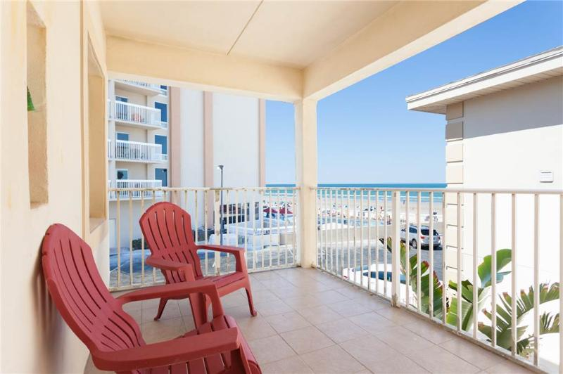 Dolphin Bay #3, 2 Bedrooms, 2nd Floor, Ocean Views, Sleeps 6 - Image 1 - Daytona Beach - rentals
