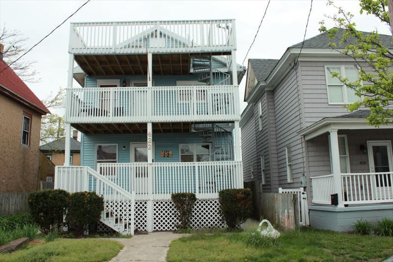 422 West Avenue 2nd Floor 130841 - Image 1 - Ocean City - rentals