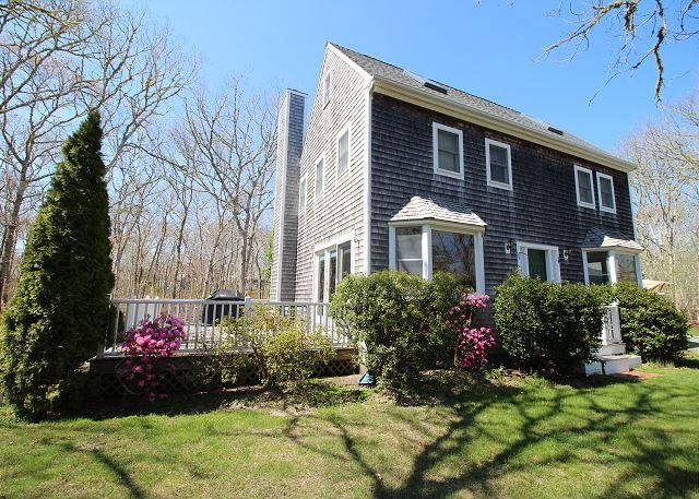 Wonderful Edgartown Home with Central Air Conditioning - Image 1 - Edgartown - rentals
