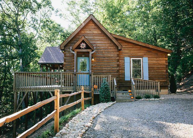 Annie's  Cabin - Image 1 - Fairview - rentals