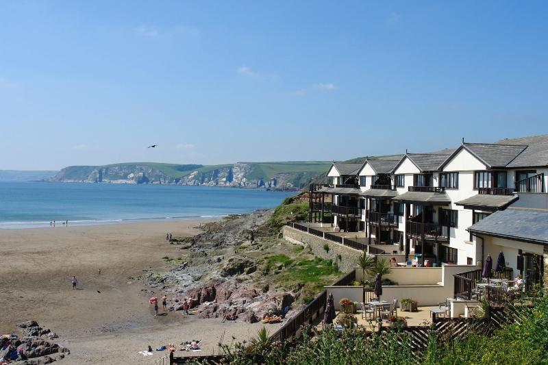 Apartment 5 - Image 1 - Bigbury-on-Sea - rentals