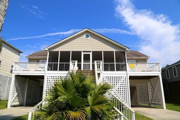 """513 Pompano St - """"Coggins Getaway"""" - Image 1 - Edisto Beach - rentals"""