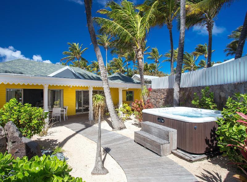 Le Guanahani - Beach House - Image 1 - Grand Cul-de-Sac - rentals