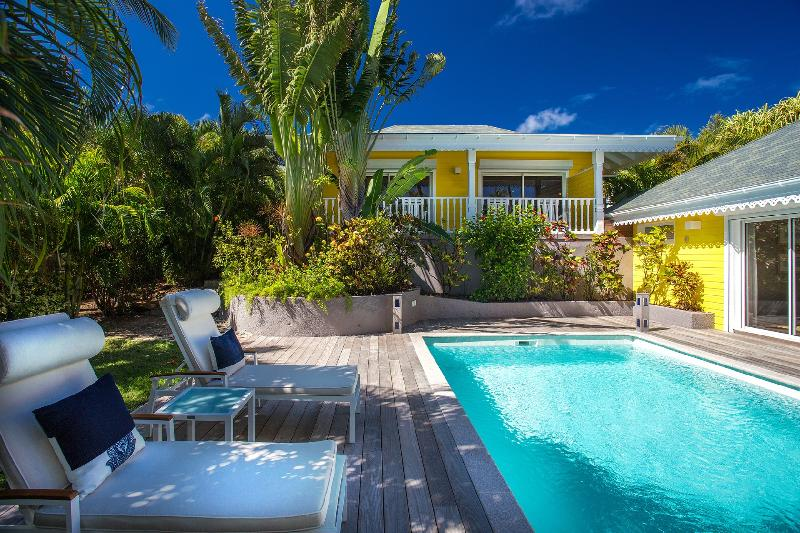 Le Guanahani - Garden House - Image 1 - Grand Cul-de-Sac - rentals