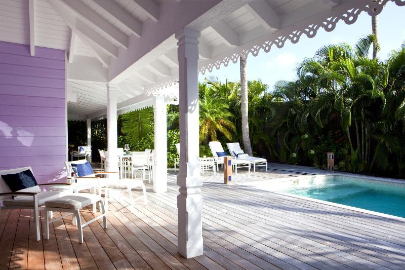 Le Guanahani - Hibiscus Suite - Image 1 - Grand Cul-de-Sac - rentals