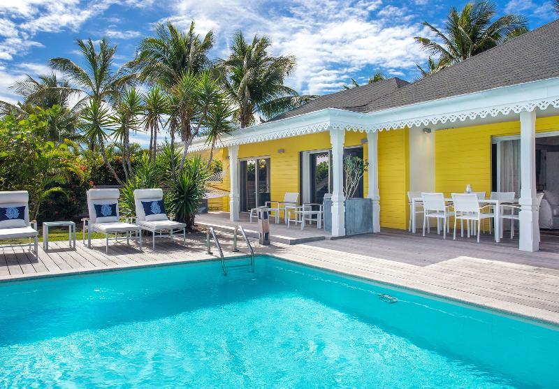 Le Guanahani - La Villa - Image 1 - Grand Cul-de-Sac - rentals