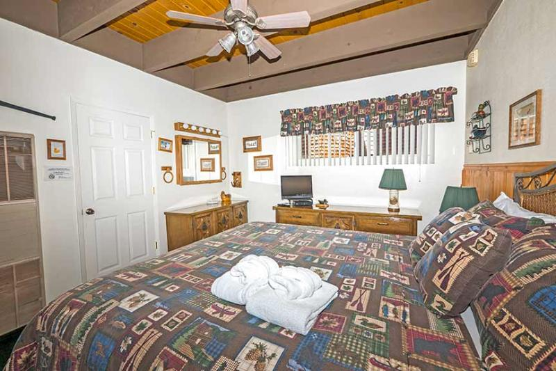 Master Bedroom - 439 Ala Wai, 157 - South Lake Tahoe - rentals