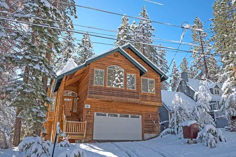 Winter Exterior - 1165 Prospector - South Lake Tahoe - rentals