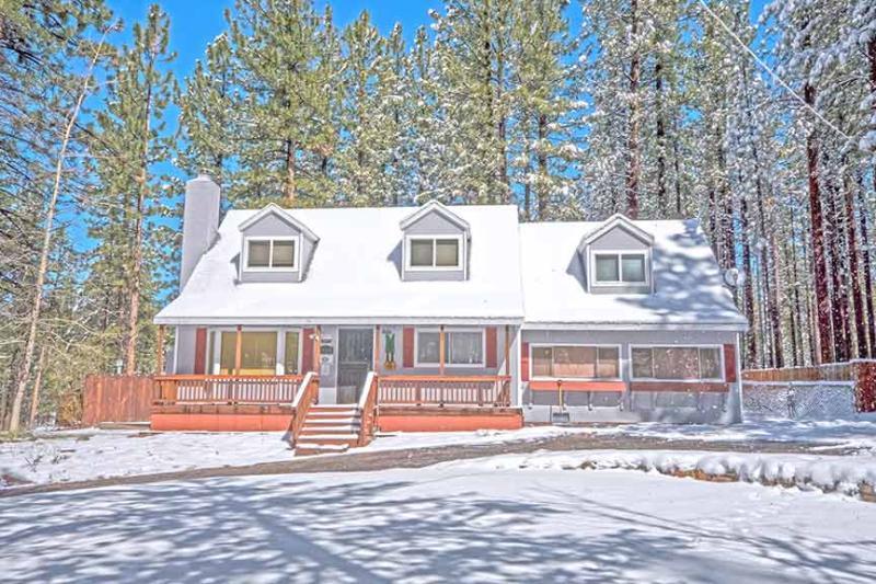 Winter Paradise - 3565 Needle Peak Road - South Lake Tahoe - rentals