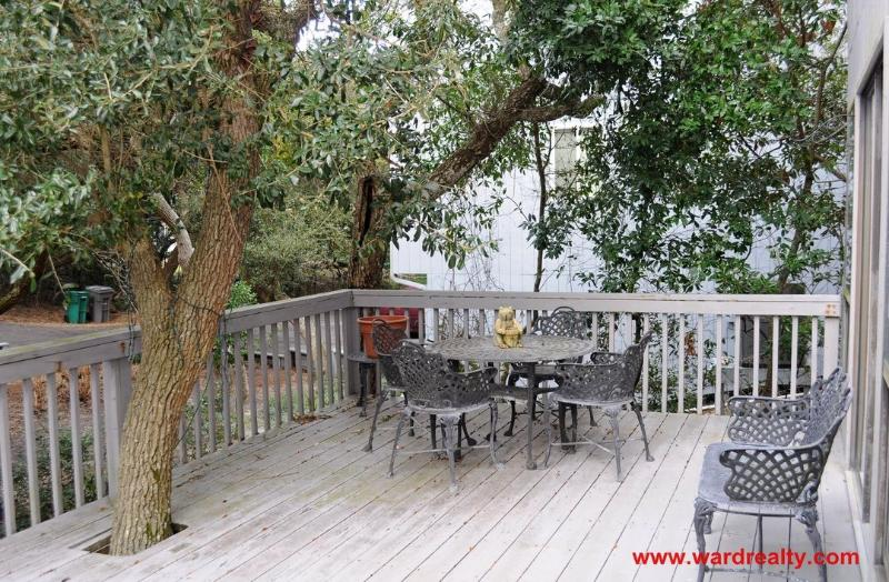 First Floor Front Sun Deck - 3 Bedrooms, Boat Ramp, Day Dock - Breakaway - Surf City - rentals