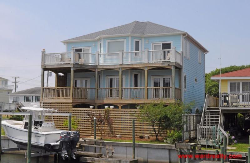 Maritime Princess exterior - Maritime Princess - Topsail Beach - rentals