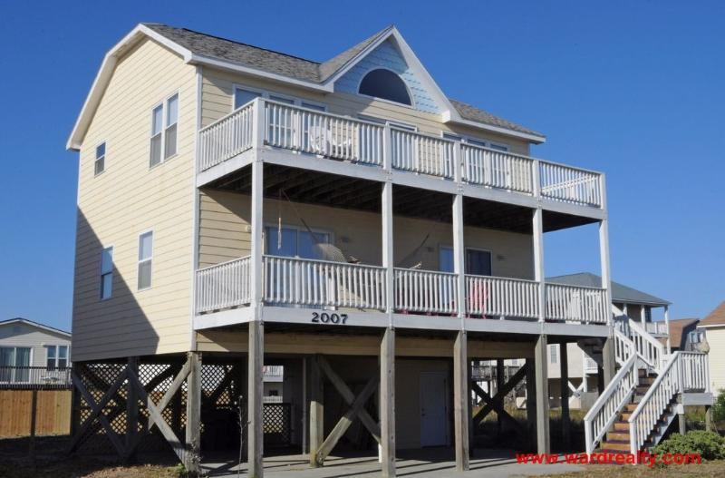 Prelude to Paradise Exterior - Prelude to Paradise - Surf City - rentals