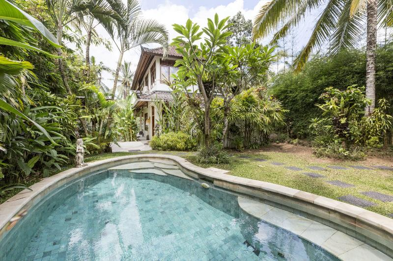 The Pool - Sanggingan Cliff side villa - Ubud - rentals
