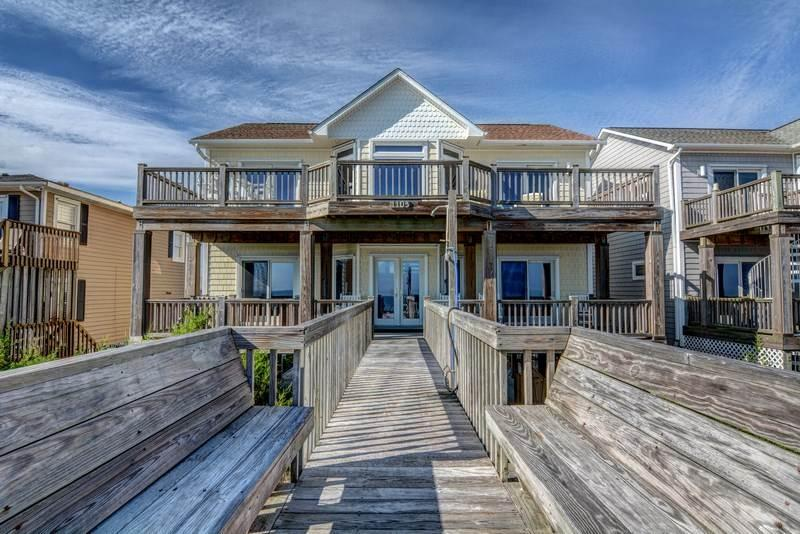 BEACH PLACE TOO - Image 1 - Topsail Beach - rentals