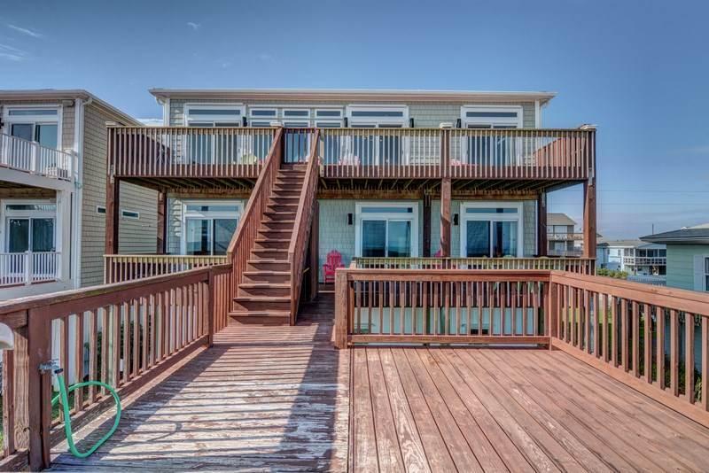 BERMUDA WATCH - Image 1 - Topsail Beach - rentals
