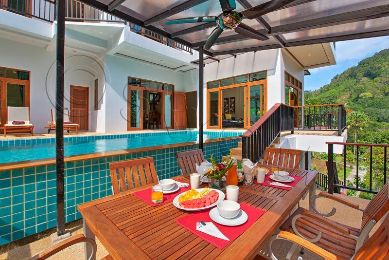 8 Bedroom Patong Beach Sea View Pool Villa - Image 1 - Patong Beach - rentals