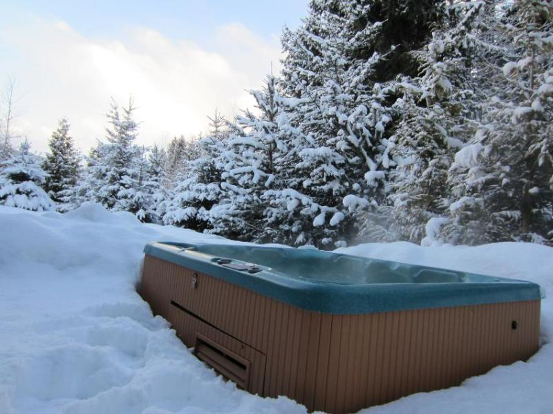 Private Hot Tub - Luxury Whistler Accommodations - 4 Bedroom Townhome - Whistler - rentals