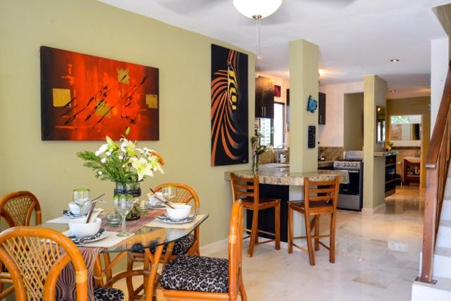 Welcome home to your modern, spacious 2-storey home. - Luxurious Private Home Near Mamitas Beach - Playa del Carmen - rentals
