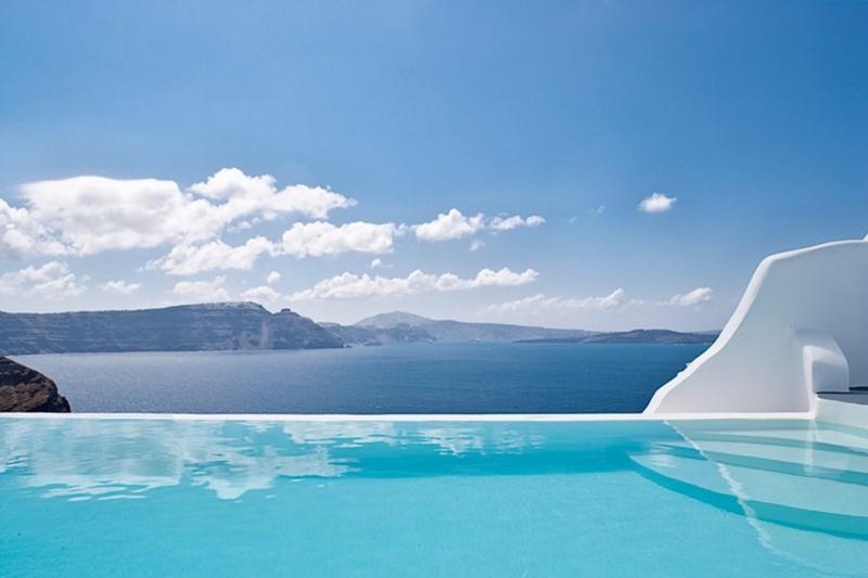 Villa Dimitriades - Image 1 - Oia - rentals