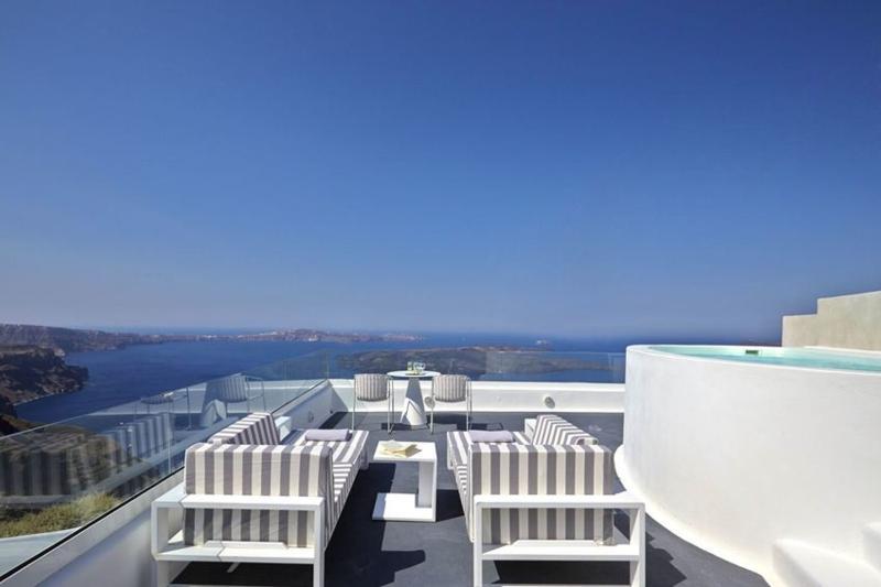 Villa Huffington - Image 1 - Imerovigli - rentals