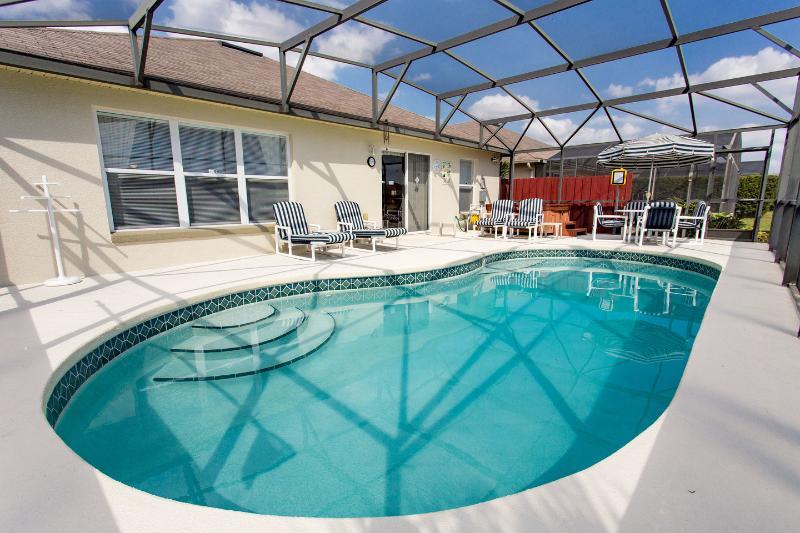 """The Pool - """"Villa Liberty"""" - Florida Villas Home Rentals 1998 - Kissimmee - rentals"""