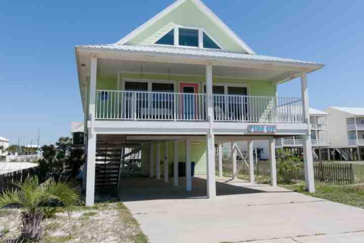 Fins Up - Image 1 - Gulf Shores - rentals