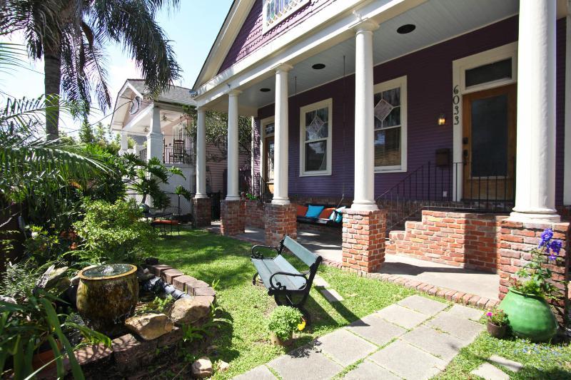 Uptown1BR near Audubon Park& Magazine St; sleeps 4 - Image 1 - New Orleans - rentals