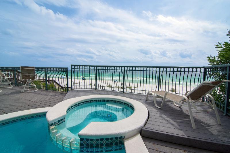 PARADIS: BeachFront-Breathtaking Views-Guest House - Image 1 - Miramar Beach - rentals