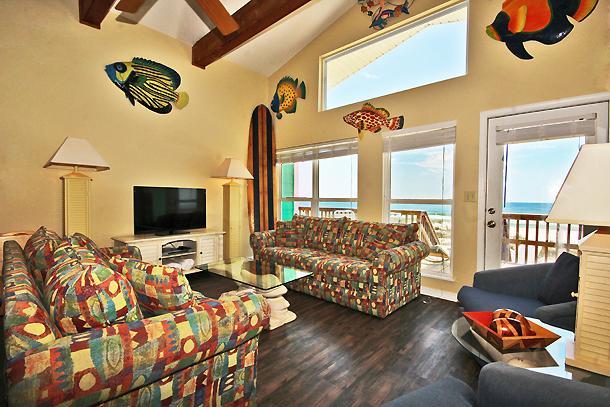 Cabana Beach House - Image 1 - Fort Morgan - rentals