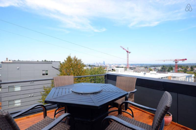 Modern West Seattle Townhome - Image 1 - Seattle - rentals