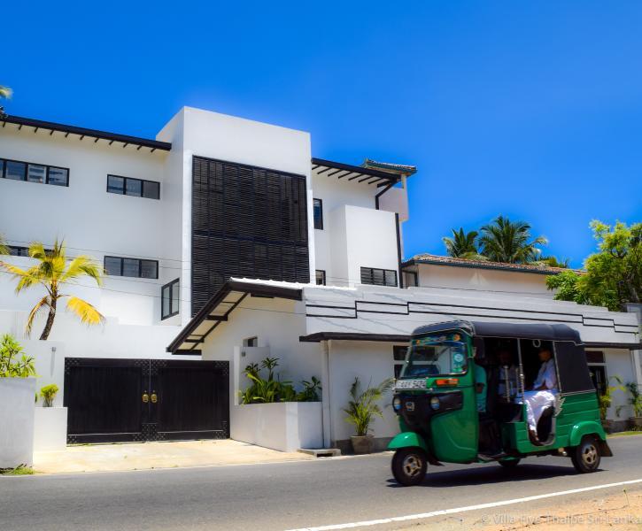 Villa Five - Villa Five - Luxury Beachside, Talpe, Galle District - Galle - rentals