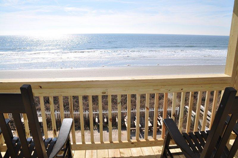 Ocean Front Pet Friendly House - Image 1 - North Myrtle Beach - rentals