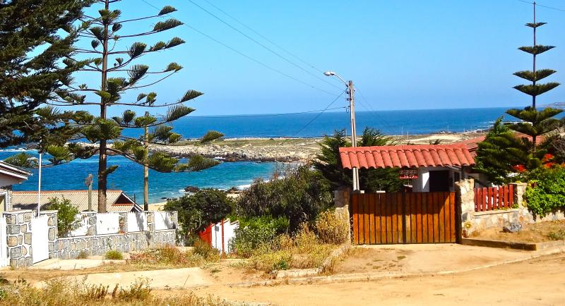 Corner from the house - CHILE LAS CRUCES, PRIVATE POOL, FRESH AIR - Valparaiso - rentals
