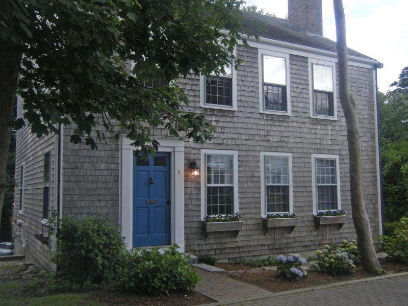 8 New Mill Street - Image 1 - Nantucket - rentals