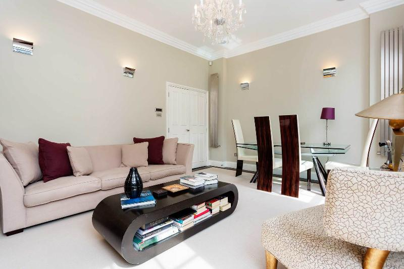 An elegant and bright home in Knightsbridge. - Image 1 - London - rentals