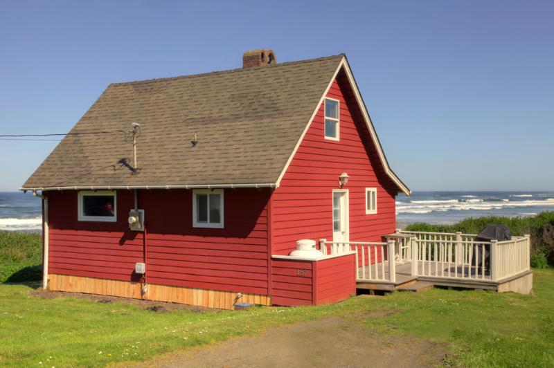 Tide Pools & Sandy Beach! Great Ocean View! - Image 1 - Yachats - rentals