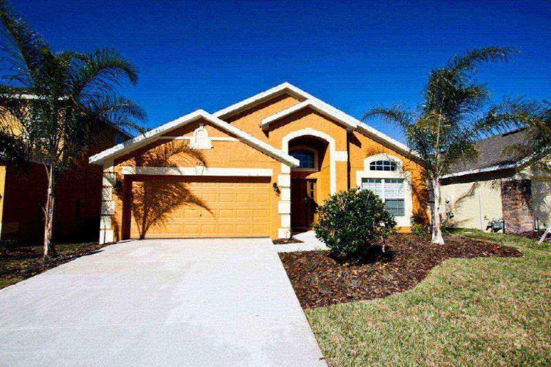Veranda Palms 4Bd/3Bth Pool Hm-GmRm,WiFi-Frm$120nt - Image 1 - Orlando - rentals