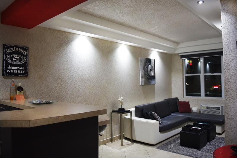 Living room - Luxury aparment for vacation and holidays in San Juan - San Juan - rentals