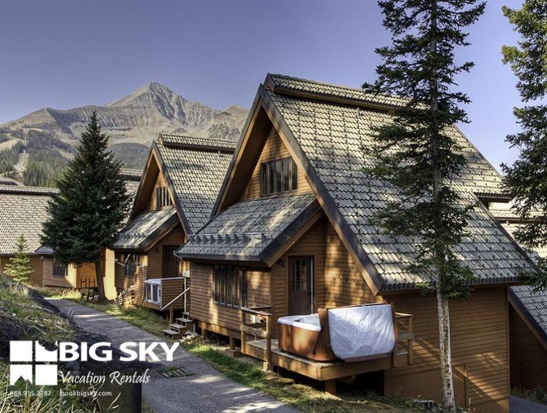 Big Sky | Arrowhead Chalet 1651 - Image 1 - Big Sky - rentals