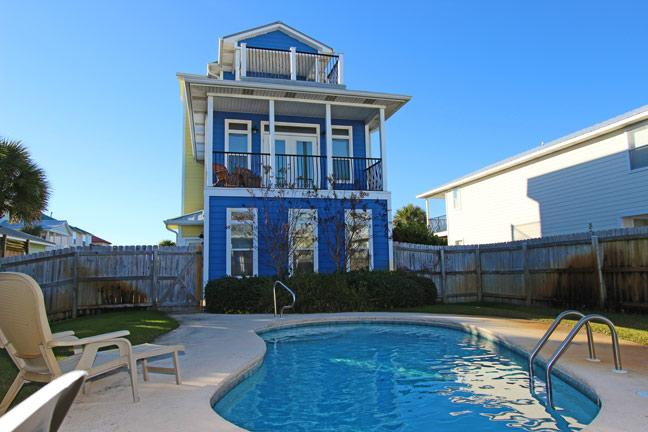 Private Pool - Serendipity - Destin - rentals