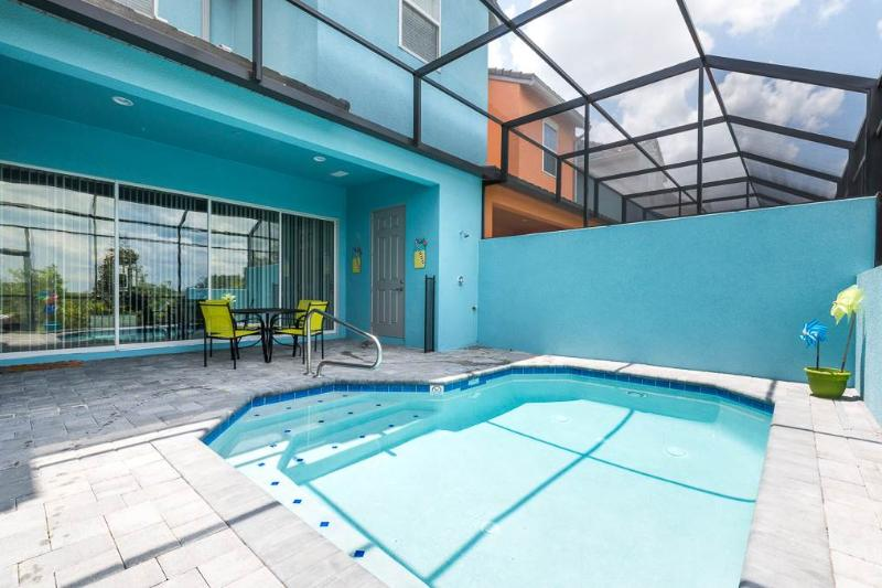 Festival Jubilee, 4 Bedroom Townhome, Private Pool - Image 1 - Davenport - rentals