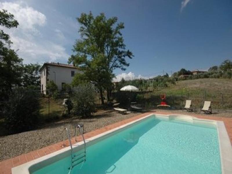 6 bedroom Villa in Castiglion Fiorentino, Tuscany, Italy : ref 1617001 - Image 1 - Brolio - rentals