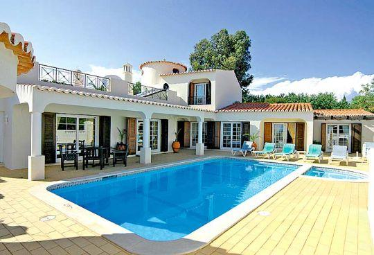 5 bedroom Villa in Carvoeiro, Algarve, Central Algarve, Portugal : ref 1717006 - Image 1 - Carvoeiro - rentals