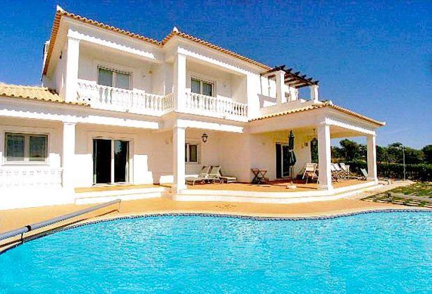 5 bedroom Villa in Vale De Parra, Albufeira, Central Algarve, Portugal : ref 1717029 - Image 1 - Patroves - rentals